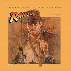 John Williams - Raiders of The Lost Ark Original Motion Picture Soundtrack Vinyl 2LP May 19 2017 Pre-order