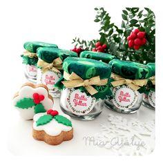 Christmas gift idea - Mini cookie jars