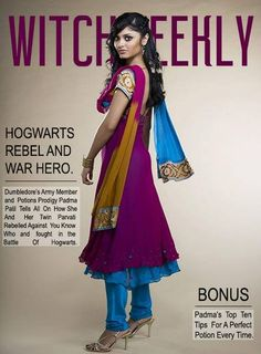 Witch Weekly- Padma Patil