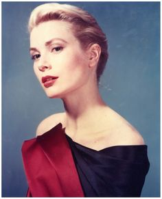 American movie star Grace Kelly retired from acting in 1956 to marry Rainier III, and become Princess of Monaco. © Sunset Boulevard/Corbis 1950's