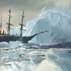 AMC Adds The Terror to Its Development Slate -- Ridley Scott's Scott Free TV is producing this drama about 19th Century explorers who discover a deadly monster in the Arctic. -- http://wtch.it/Wx2M7