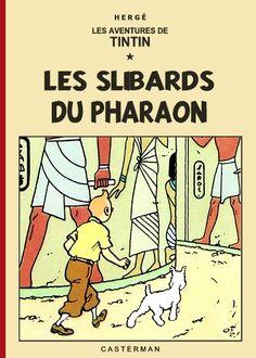 Les albums (presque) imaginaires de Tintin