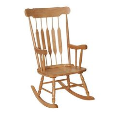 OWNED: close to jason's rocking chair