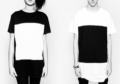 fashion, clothes, clothing, tops, shirts, black and white