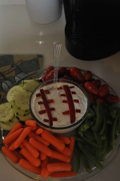 Baseball Birthday Party Ideas | Photo 1 of 29 | Catch My Party