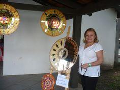 Exposição Das mandalas Marta Falcão-TODAS FORAM vendidas