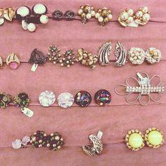 .@Addison Weeks | Vintage jewels
