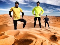 """""""early morning desert run conquering the highest dune🏜. Diego Barrueco, Early Morning, Dune, Morocco, Deserts, Running, Instagram Posts, Keep Running, Postres"""