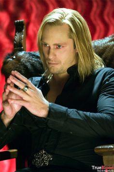as Eric in True Blood