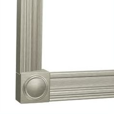 Moen ME4055BN Mirrorscapes 4000 Series Extension and Connector, Brushed Nickel by Moen. $19.99. From the Manufacturer                The perfect interplay of strong lines and rounded detail. The 4000 series possesses a modern, clean quality that's always in fashion. Simply round up to the nearest 1/8 inch and enter your measurements into the form below. We'll show you what pieces you'll need to complete your Mirrorscapes project. Mirrorscapes is designed to work with...