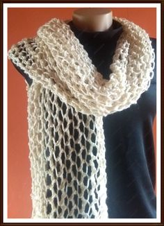 Drops Design, Ravelry, Knitting, How To Wear, Accessories, Fashion, Wool Scarf, Crochet Snood, Leotards