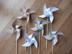 Wedding Favor - Party Pinwheel Favor -
