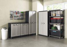 Logico High műanyag szekrény 60 kg-os terhelhetőségű 9634 - Rezon Kft