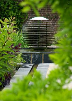 Ether stainless steel garden globe
