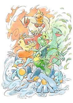 byカテキン #pokemon #fanart #nintendo
