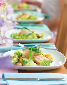 Huhn in Riesling - Rezepte - [LIVING AT HOME]