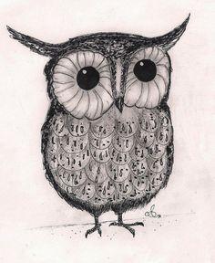 Hoot Owl by InkyDreamz on DeviantArt