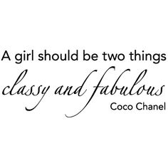 Outlet: Classy and Fabulous