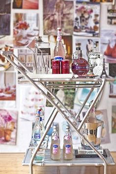 Society Social Official Photography | The Double Bar Cart
