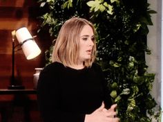 fuckyasadele:  Adele being such a cutie pie during playing 5