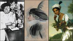 Three Astonishing Belles