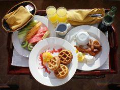 Dreams Puerto Aventuras Resort & Spa All Inclusive: Room Service