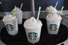 Starbucks Birthday Party Ideas | Photo 8 of 10 | Catch My Party