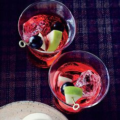 Ahhh, sangria... that quintessential thirst-quencher that seems to fit in at any time of the year. Keep in mind, this is an adults-only drink, but a kid-friendly version can be easilywhippe...