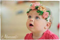 Ободок «Цветы» - Украшения, аксессуары - Рукодельничаем - Минчанка: быть женщиной - это интересно!