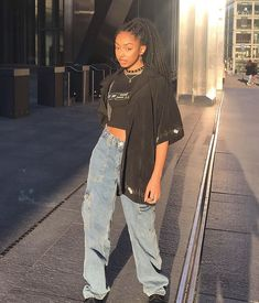 You are in the right place about grunge outfits verano Here we offer you the most beautiful pictures Street Style Outfits, Indie Outfits, Cute Casual Outfits, Edgy Outfits, Grunge Outfits, 90s Fashion Grunge, 80s Fashion, 90s Grunge, 90s Hip Hop Outfits