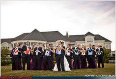Hochzeitsfeier mit Superhelden