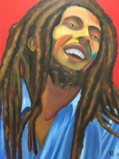 Bob Marley, Anastasia, Euro, Jazz, Dreadlocks, Rock, Facebook, Canvas, Hair Styles