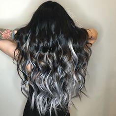 Michelle Stevenson•OC, CA• Mermaid Silver Hair Salon 1506 Coming Soon...