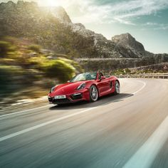 2015 Porsche Boxster GTS | car review @ Top Speed