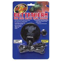 Hydor Slim Heater for Bettas & Bowls - 7.5 W