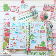 Good Morning! Jomelle here today sharing my planner set using the Milk and Cookies collection. I just love the hint of pink in this collection. So of course I had to use my blush pink A5 planner. It'