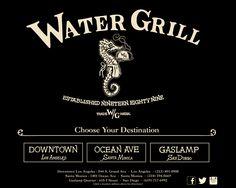 Water Grill SANTA MONICA