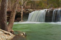 Falling Water Falls swimming hole