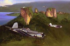 Vought Corsair F-4U