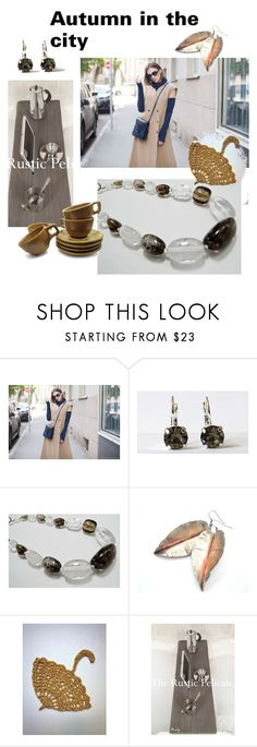"""""""Autumn in the city"""" by varivodamar ❤ liked on Polyvore featuring modern"""