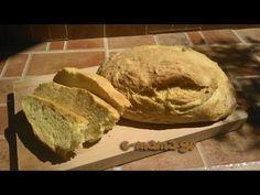 Συνταγή για το πιο νόστιμο ψωμί που φάγατε ποτέ,Τι διαχωρίζει το καλό ψωμί από το τέλειο ψωμί; ξέρουν από καλό ψωμί!Συνταγή για το πιο νόστιμο ψωμί Greek Recipes, My Recipes, Cooking Recipes, Homemade Mayonaise, Dutch Oven Bread, Greek Cooking, Baking And Pastry, My Favorite Food, Food To Make