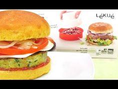 Cocina Para Todos | Hamburguesa de Pollo y Espinacas | Chicken and spinach burger