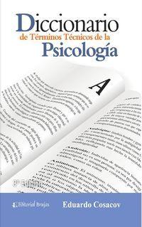 Cosacov eduardo diccionario de terminos tecnicos de la psicologia