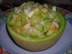 Macedònia de Gàl·lia/ Macedonia de Galia/ Galia fruit soup/ Macedônia de Gàlia