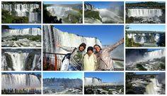 D&D Mundo Afora: Foz do Iguaçu (PR) - Cataratas do Iguaçu