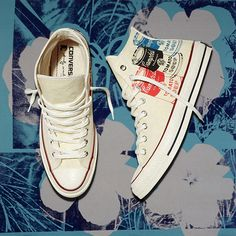 Converse Warhol Collection Image-5 {url-title}