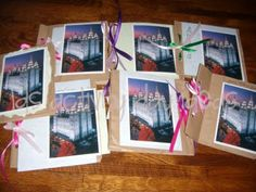 LDS Activity Day Ideas: Temple Themed Paperbag Books