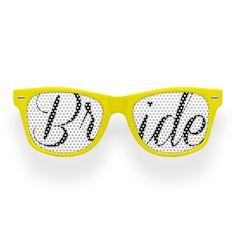Bride Wedding Retro Sunglasses