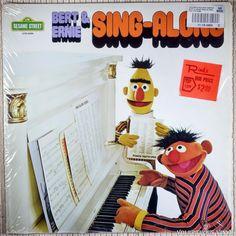Bert & Ernie – Bert & Ernie Sing-Along