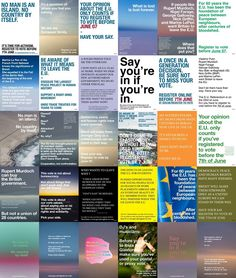 Wolfgang Tillmans EU Poster Collection Brexit Eu, George Galloway, Anti Brexit, Wolfgang Tillman, Campaign, Politics, Island, This Or That Questions, Poster